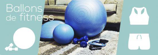 ballons de fitness