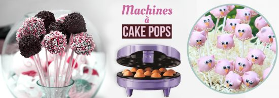 machine à cake pops