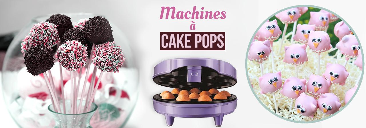 machine à cake pops
