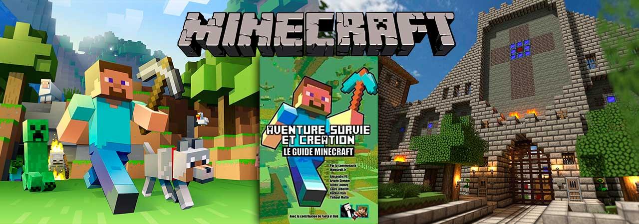 le guide minecraft