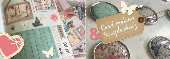 scrapbooking et cardmaking