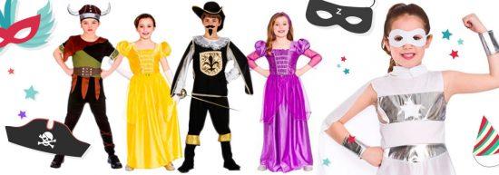 déguisements pour enfants