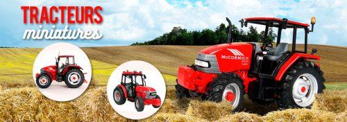 Tracteurs miniaturesMcCORMICK