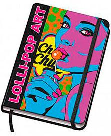 carnet lolli-pop art