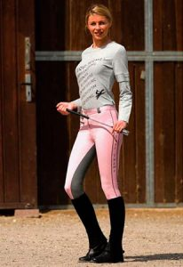 culotte d'équitation femme