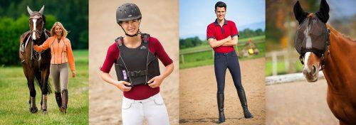 équipement pour le cavalier et le cheval