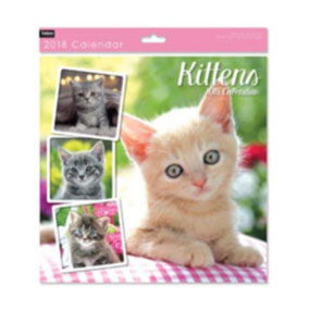 calendrier chatons