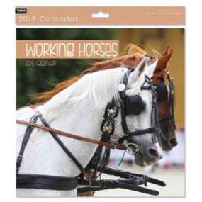 calendrier chevaux de trait