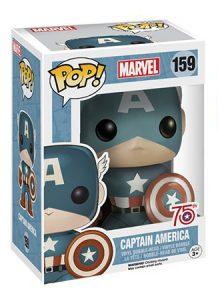 figurine Pop Captain America