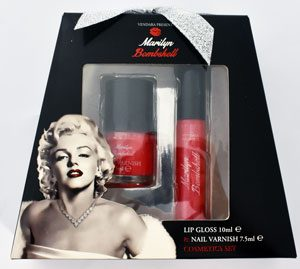coffret Marylin