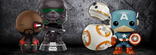 figurines Pop et objets de collection Star Wars