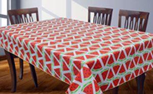 nappe PVC triangles