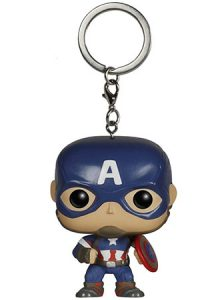 porte-clés Captain America