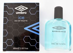 eau de toilette Umbro Ice