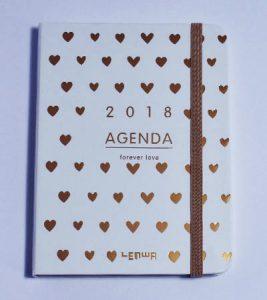 agenda coeurs