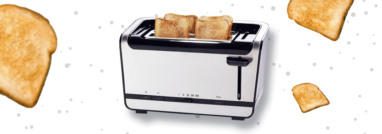 grille-pain toaster