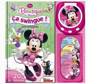 La Boutique de Minnie, ça swingue !