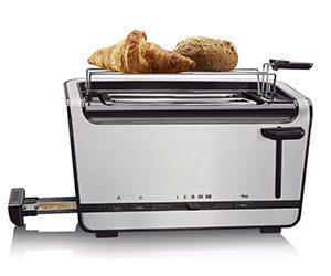grille-pain fonction réchauffage
