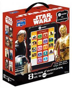 Coffret 8 livres Star Wars