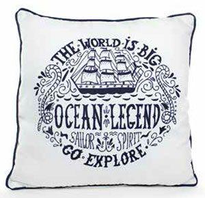 coussin ocean legend