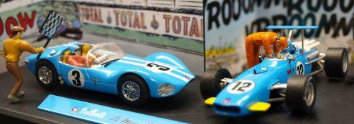 voitures miniatures collection Michel Vaillant