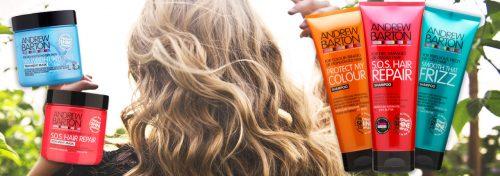 shampoings et soins vegan pour les cheveux