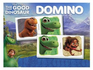 domino The good dinosaur