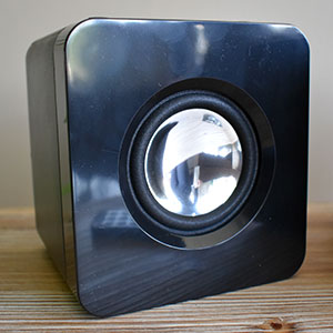 baffe mini chaine Hi-Fi bluetooth