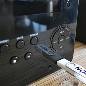 USB mini chaîne Hi-Fi