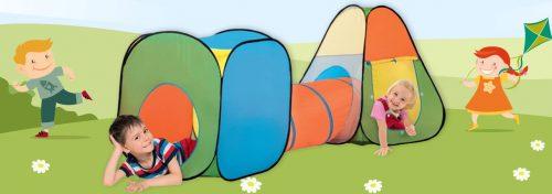 tentes de jeu pour enfant avec tunnel