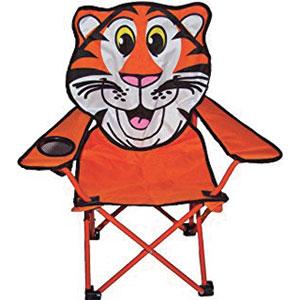 chaise de camping tigre