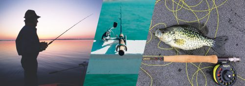 articles de pêche en provenance d'Espagne