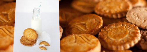 galettes, palets et sablés bretons