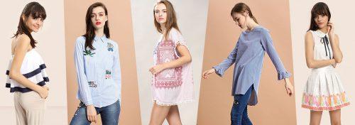 jolie marque espagnole de vêtements