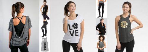vêtements de fitness US pour femme