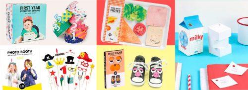 wild shoes, photo booth, première année de bébé