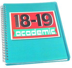 agenda scolaire 2018-2019 academic