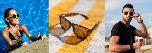 lunettes de soleil pour adultes