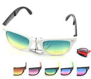 lunettes de soleil verres teintés