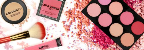 maquillage et accessoires make-up