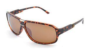 lunettes de soleil léopart