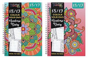 therapy color agenda 2018-2019