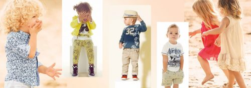 vêtements et accessoires pour bébés et enfants