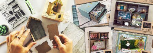 kits créatifs et embellissements