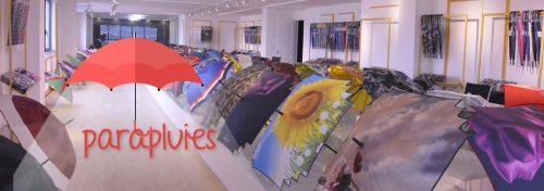 parapluies cannes et pliables