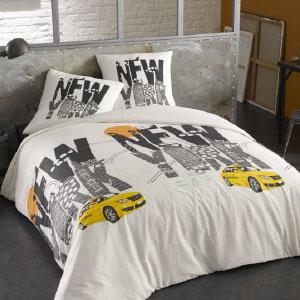 parure linge de lit enfant new york