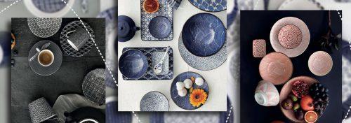 vaisselle d'inspiration japonaise de haute qualité