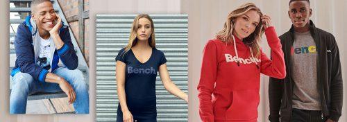 Bench mode streetwear