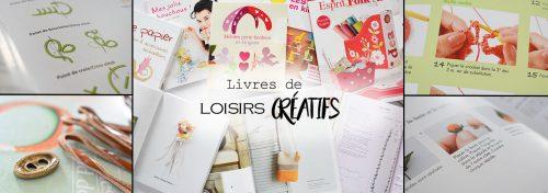 Livres de loisirs créatifs