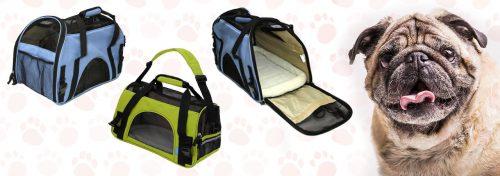 sacs de transport pour animal de compagnie